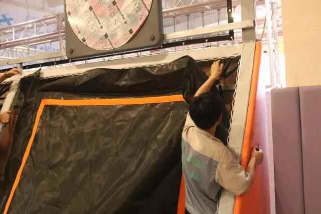 口袋屋活力空间游乐设备安全维护检查
