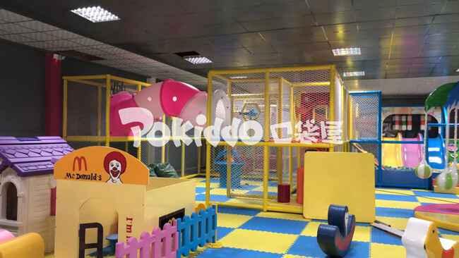 巴拿马室内淘气堡儿童乐园