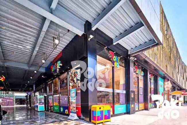 儿童乐园加盟品牌-口袋屋活力空间