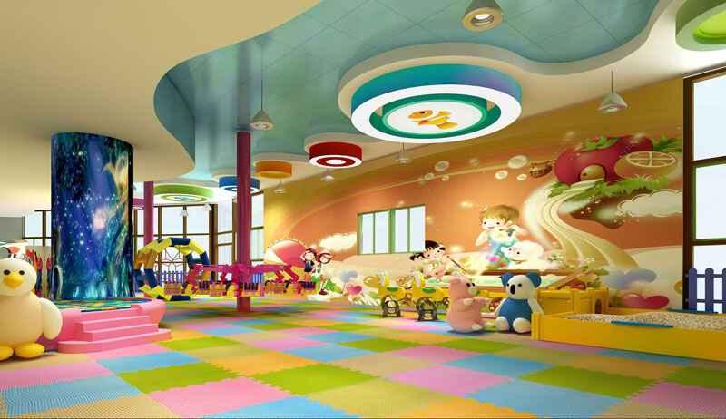 室内儿童乐园的发展方向
