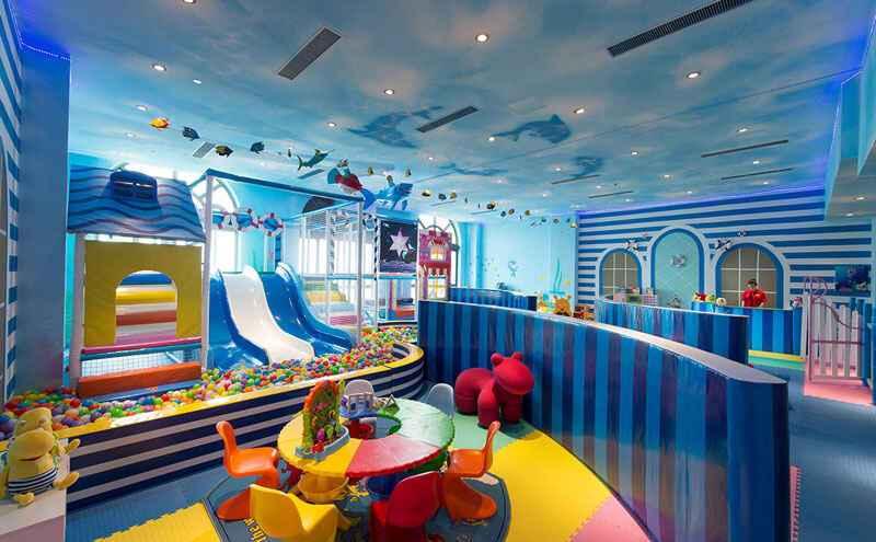 如何在淡季提升儿童乐园人气