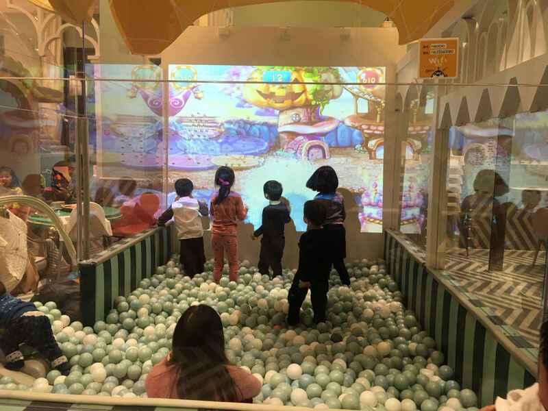 儿童乐园结合儿童文化实现盈利新模式