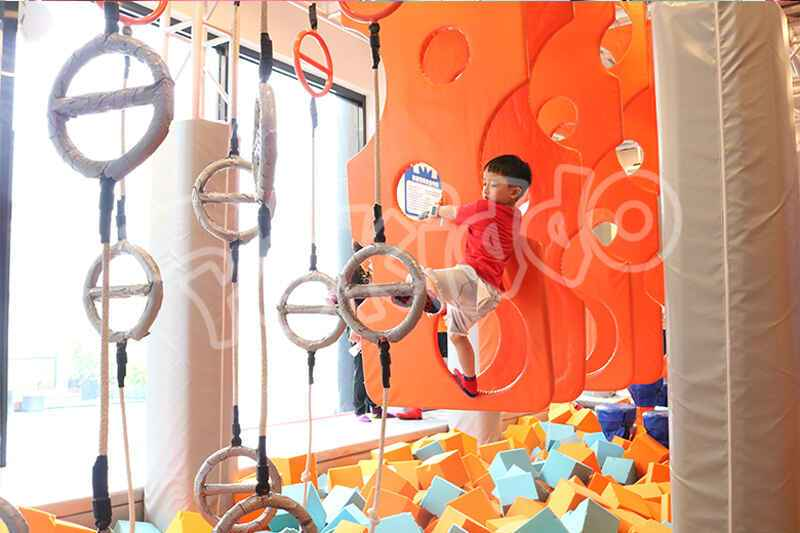 儿童乐园室内拓展设备