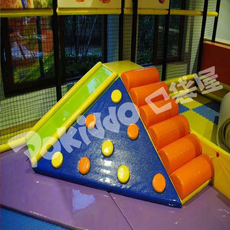 室内儿童乐园软体玩具