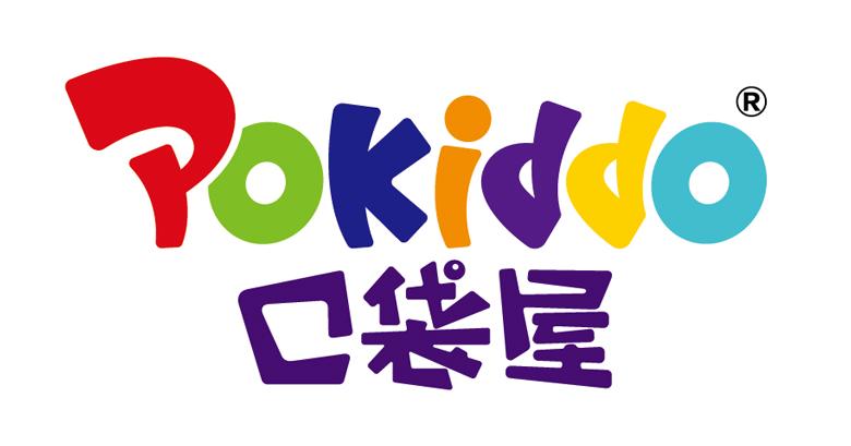 蹦床公园加盟品牌口袋屋logo