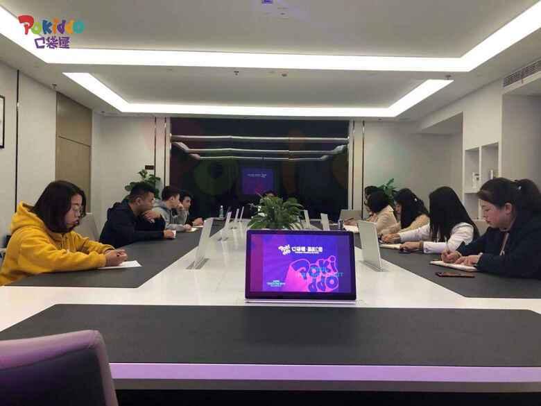 广安蹦床公园开业前营运培训