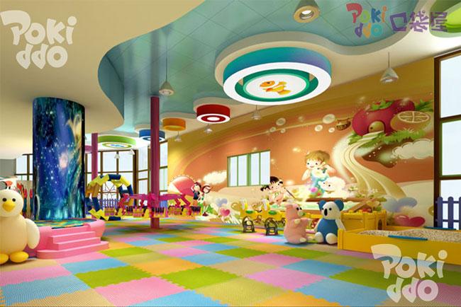 儿童乐园的发展方向