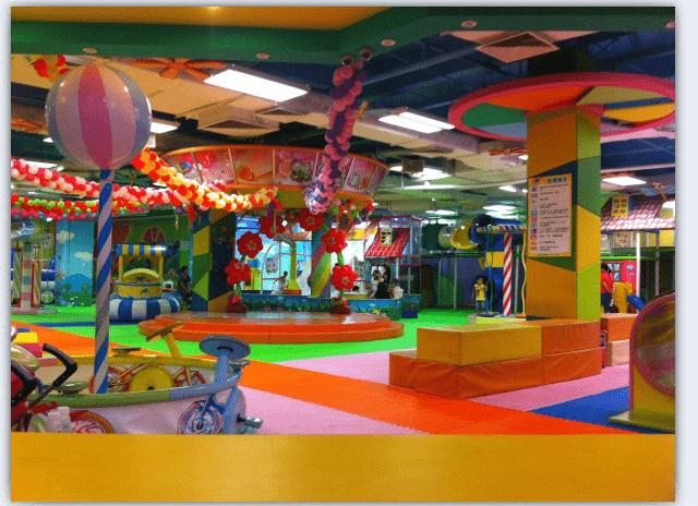 口袋屋儿童活力空间儿童乐园