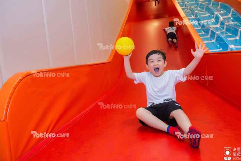 口袋屋儿童活力空间假期活动