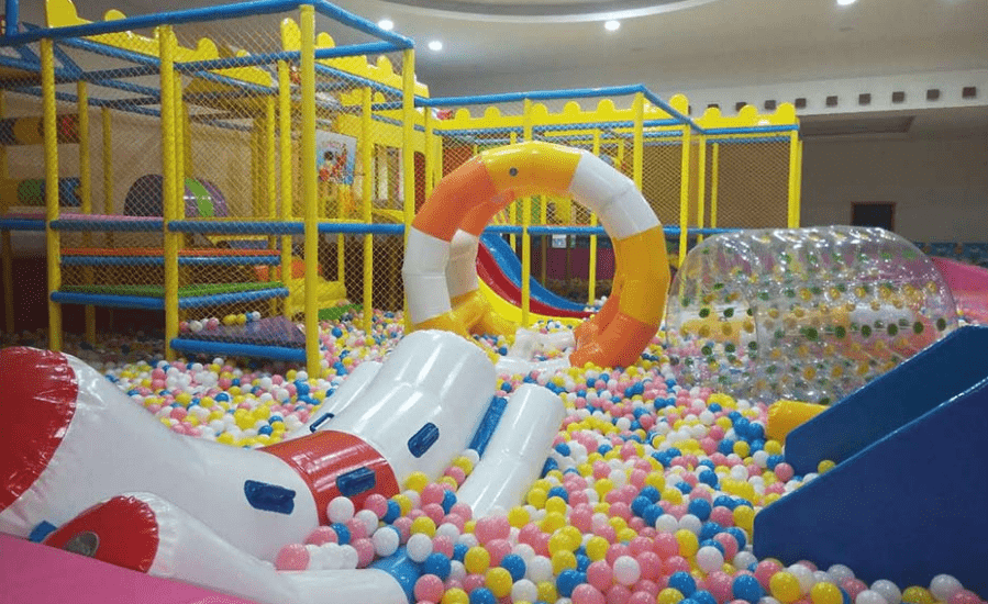赣州海豚湾儿童乐园实景图.png