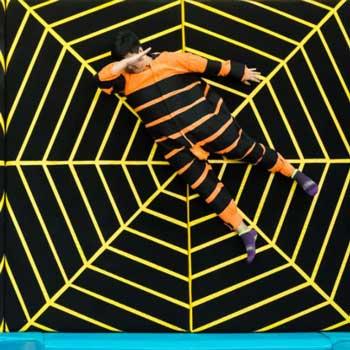 网红蜘蛛墙