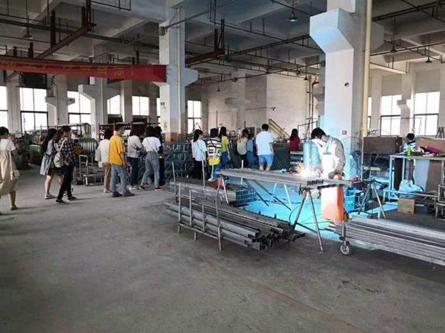 校企合作:温州大学瓯江学院走进口袋屋游乐工厂