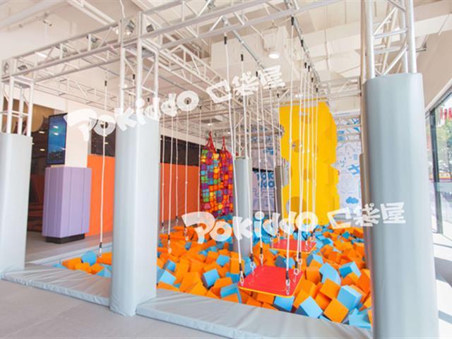 室内儿童乐园|蹦床公园配套竞技闯关拓展设备