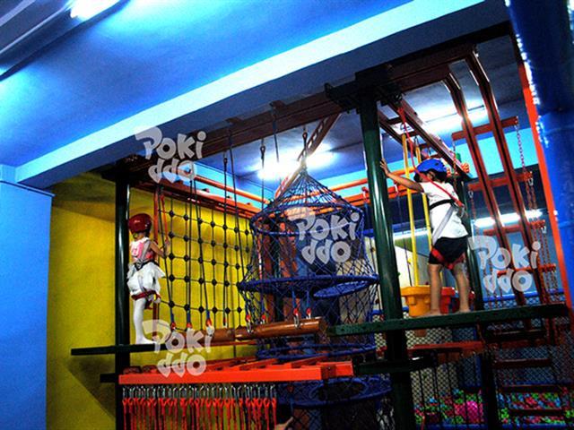 儿童拓展训练设备对孩子成长有哪些好处?儿童乐园拓展设备厂家为您解答