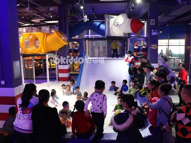 儿童乐园加盟店运营管理如何做的更好