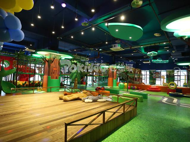 儿童乐园加盟店如何提升家庭娱乐体验