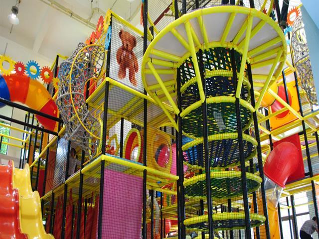 """儿童乐园结合""""儿童文化""""实现盈利新模式"""