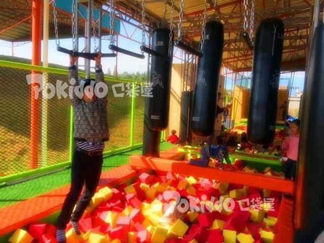 蹦床公园投资 儿童乐园加盟,场馆如何选址有哪些要求和注意事项?