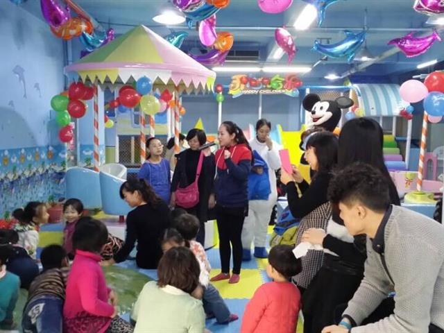 室内儿童乐园该如何设计装修才能让小孩子喜欢,小朋友喜欢哪种风格的儿童乐?