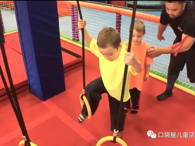 室内儿童乐园是忍者空间闯关的玩法和好处