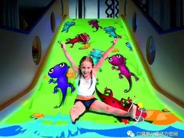 儿童乐园互动投影游戏对孩子身体有哪些好处?