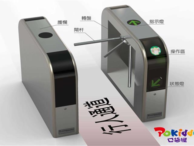 蹦床公园的闸机如何选择才更安全实用?
