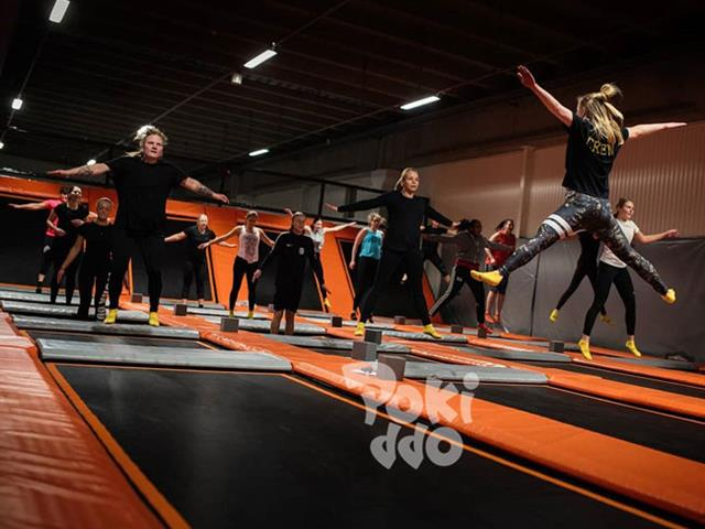 蹦床公园经营技巧|如何让家长办理蹦床馆的会员年卡?