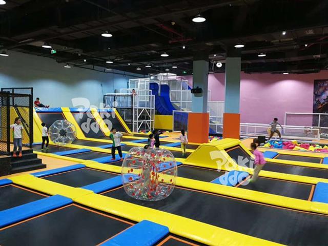 蹦床公园企业团建活动游戏,蹦床馆团队游戏活动方案