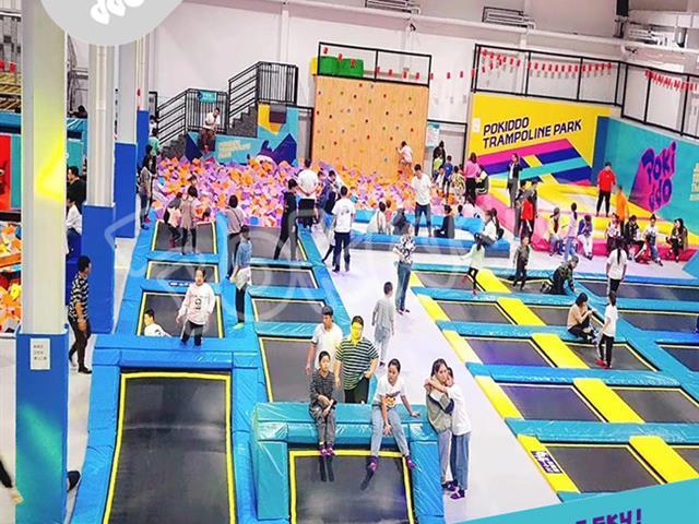 为什么蹦床公园要设置员工绩效制度?设置蹦床馆员工绩效制度有什么好处?