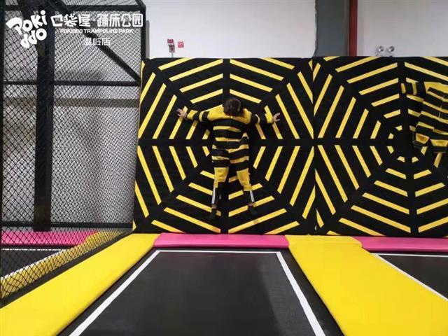 如何开展蹦床公园公司团建活动?有哪些好玩蹦床馆团建活动游戏(三)
