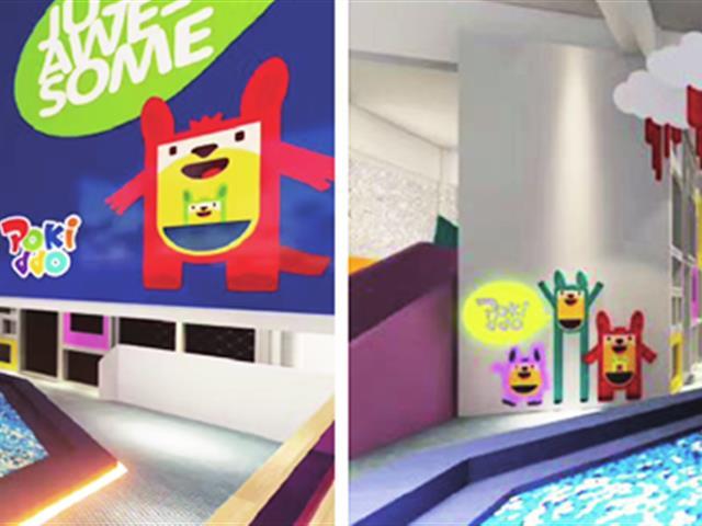 室内儿童乐园该如何设计,儿童乐园的设计要求有哪些?