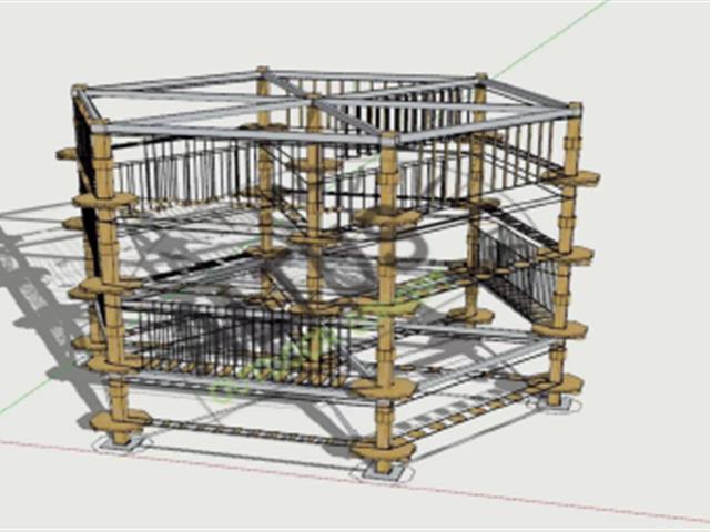 法国考拉ALTUS高空拓展项目设备简介