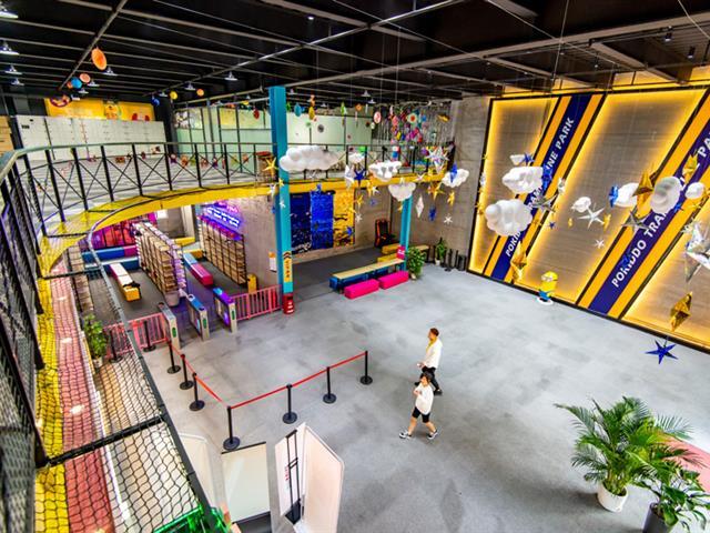蹦床公园投资前期需要考虑的规划九大要素,开一家蹦床馆前期需要考虑什么因素