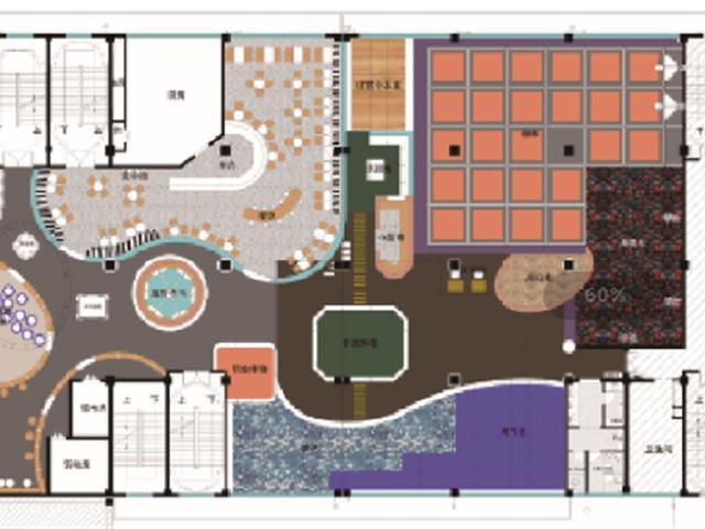 想开蹦床公园,如何找合适的蹦床馆场地层高要求