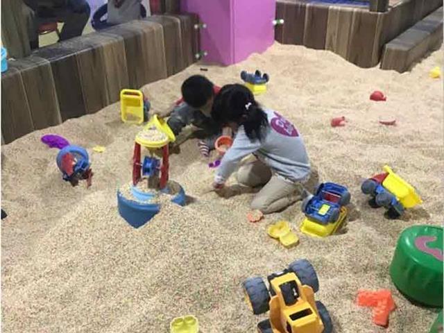 口袋屋室内儿童乐园案例3000平:北京密云迪乐斯儿童乐园