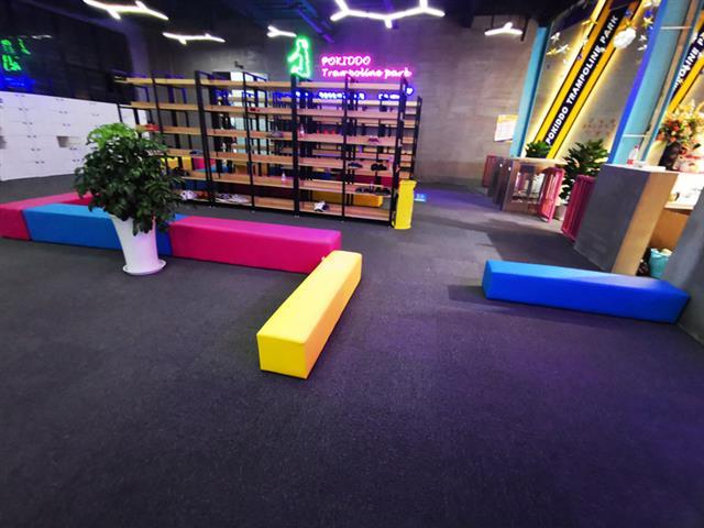 蹦床公园如何吸引消费者,蹦床公园如何更具吸引力?