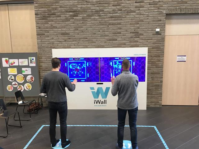 iWall,成熟的口袋屋魔力空间智能互动游乐设备