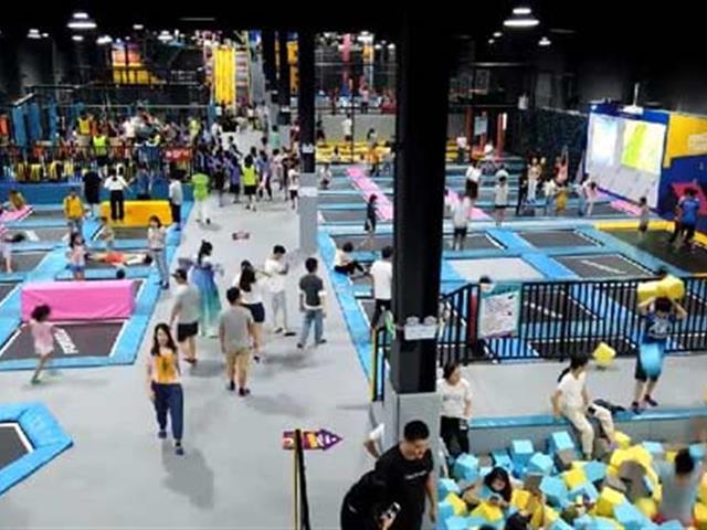 蹦床公园投资,蹦床公园如何增加儿童客流量,应该从哪几方面入手?