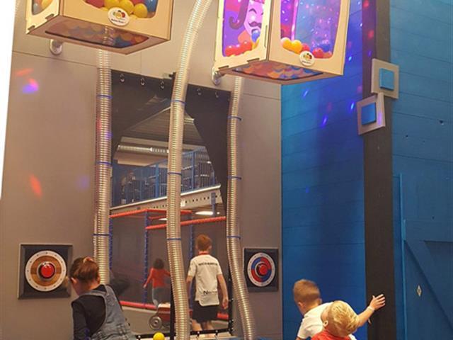 活力空间、家庭娱乐中心必备互动游乐设备BALL GAMES