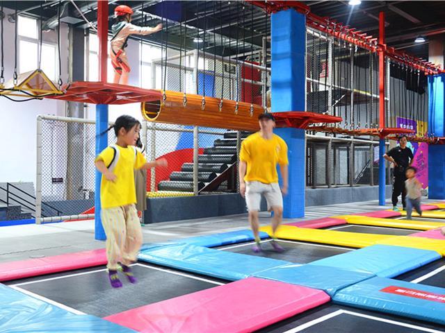 加盟蹦床公园需要考虑哪些事情,投资蹦床公园前的考量
