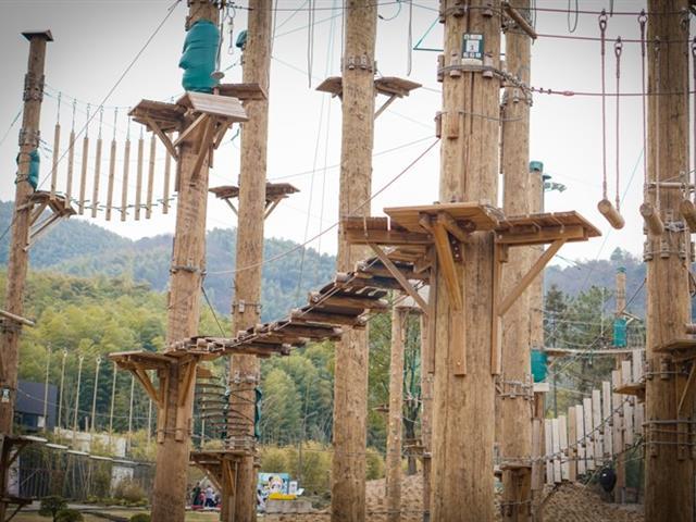 正在逐步兴起的探险乐园,口袋屋探险乐园投资加盟