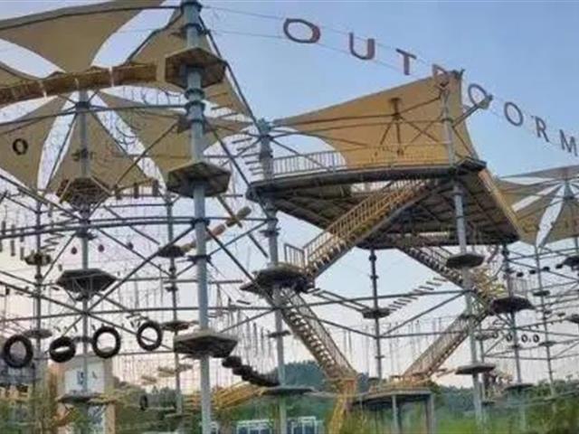 什么是攀爬塔,攀岩塔项目的适用群体