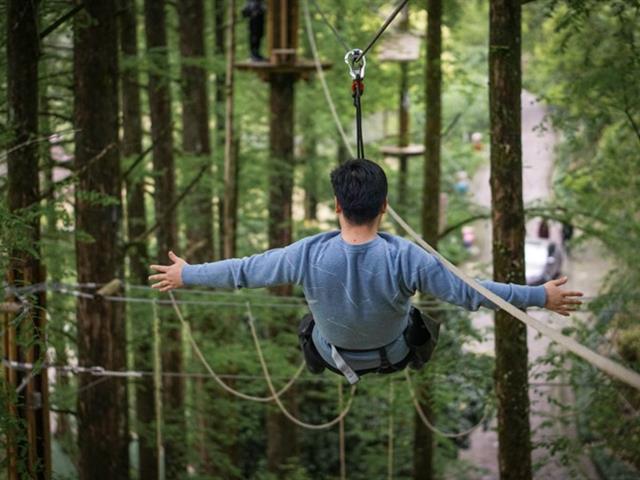 户外拓展探险对于个人、团队的益处,专业户外运动探险加盟品牌口袋屋