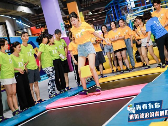 蹦床场馆如何合理地运营暑期旺季?