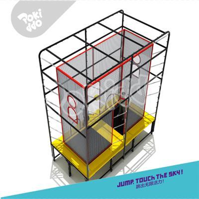 蹦床公园对抗球室功能项目