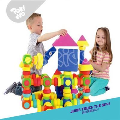 益智玩具-EVA磁力积木