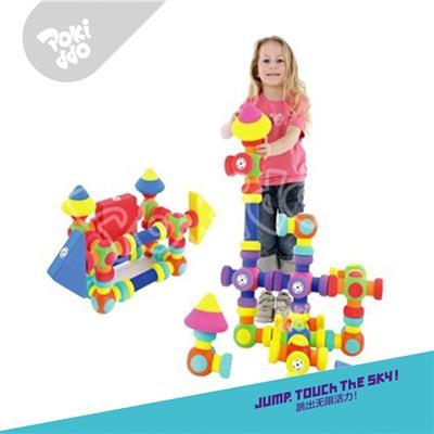 室内儿童乐园益智玩具磁力片