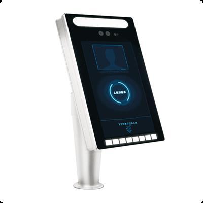 红外测温口罩检测人脸识别机