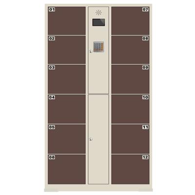 自编密码型电子储物柜